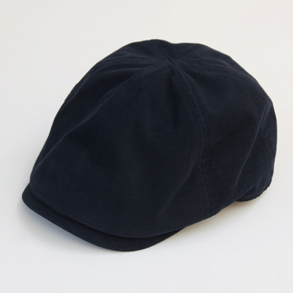 [쉐프앤코] Cotton Hunting Cap - Navy