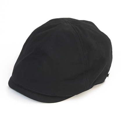 [쉐프앤코] Cotton Hunting Cap - Black