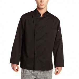 [디키즈] Lorenzo Executive Chef Jacket - Black