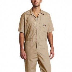 [디키즈] Basic Coverall - Short / Beige