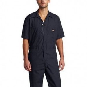 [디키즈] Basic Coverall - Short / Dark Navy