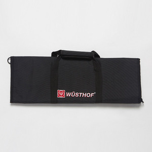 [Wusthof] 12-Pocket Knife Carrying Roll Bag