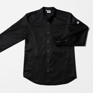 [쉐프앤코] Danish Chef Shirt - Black