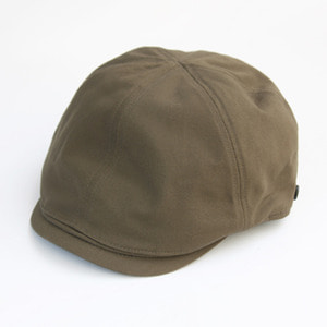 [쉐프앤코] Cotton Hunting Cap - Khaki