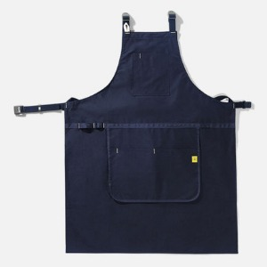 [SWSW] Waterproof Apron - Navy