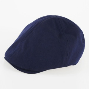 [쉐프앤코] Cotton Hunting Cap - Indigo Navy